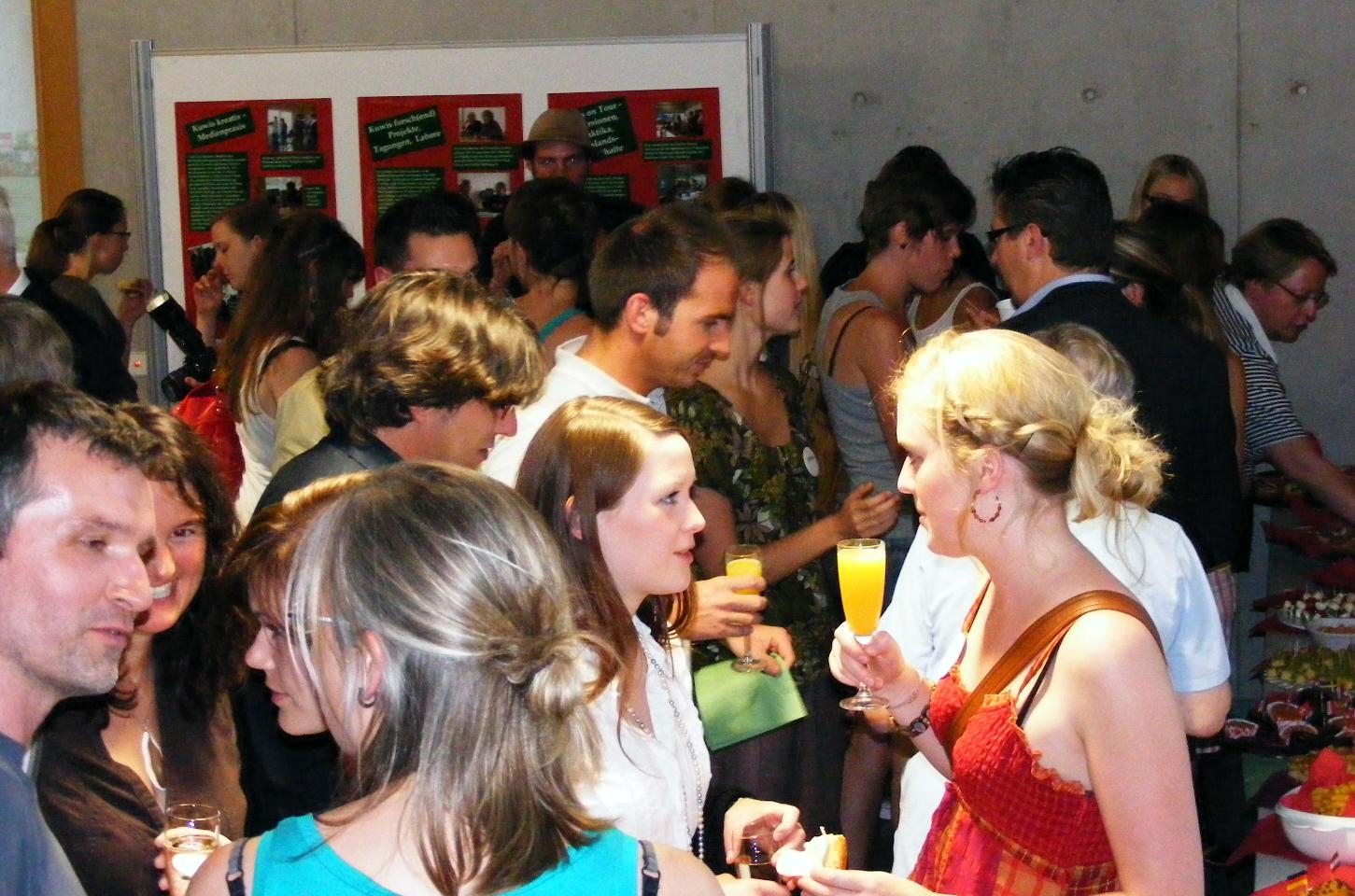 Abend der Kulturwissenschaft 2010