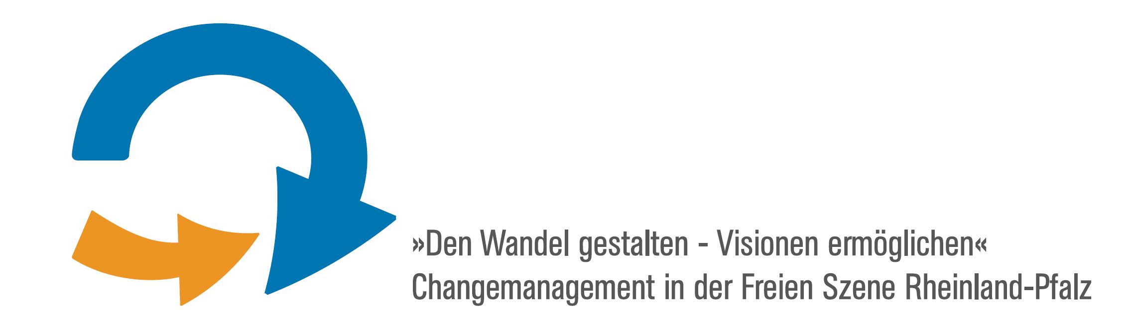 """Logo """"Wandel gestalten"""""""