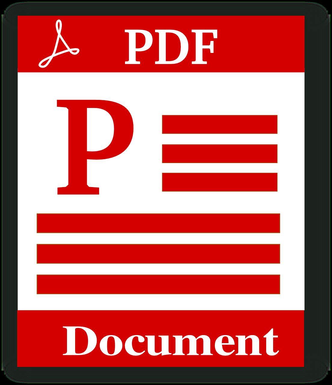 CC0 freies Bild von Pixabay https://pixabay.com/de/pdf-dokument-icon-anmelden-datei-47199/