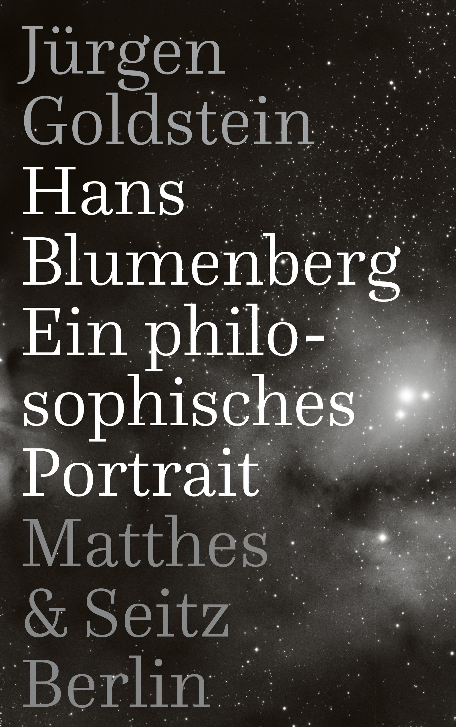 Goldstein Blumenberg