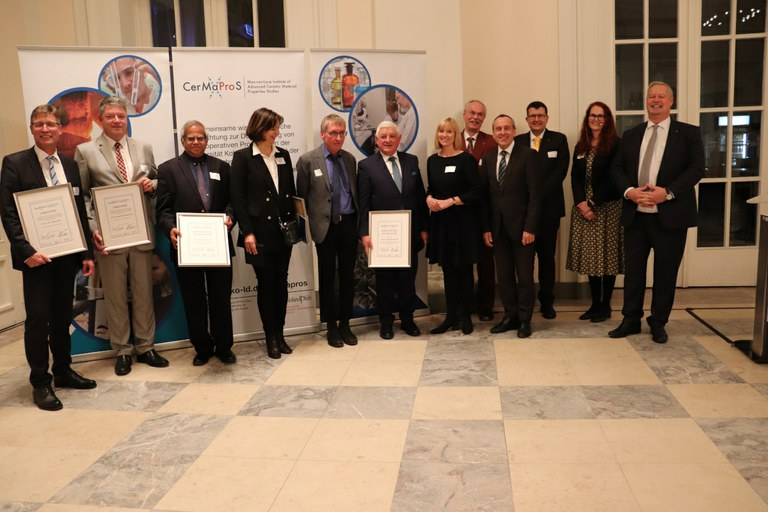 Kooperatives Forschungskolleg CerMaProS stellt sich der Region Koblenz vor