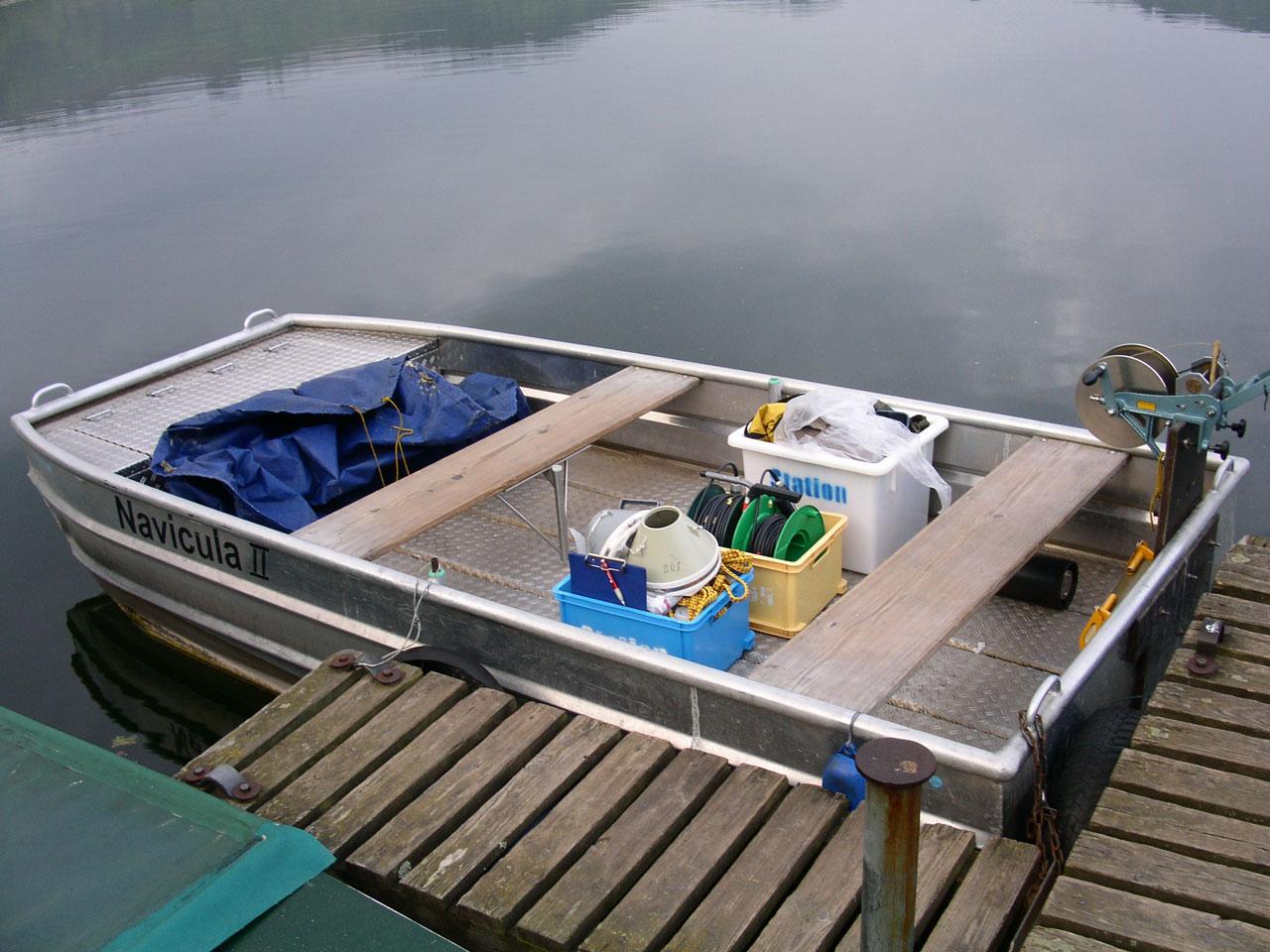 Stationsboot