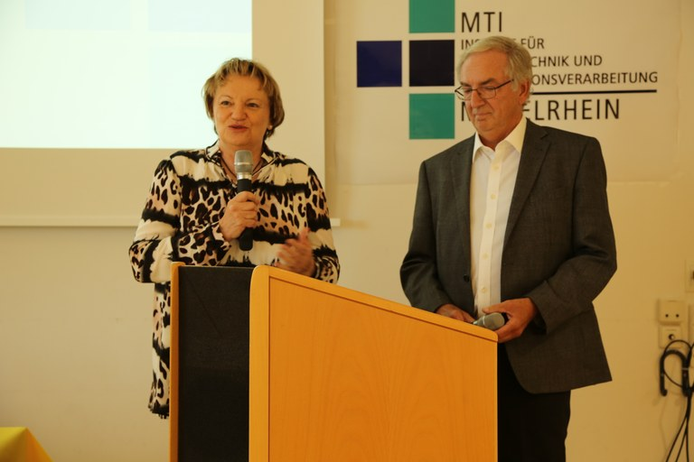 15 Jahre MTI-Kolloquium – Festakt zeigt Erfolgsgeschichte
