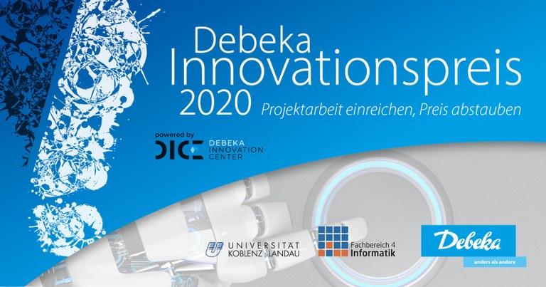 Jetzt Gewinner des Debeka-Innovationspreises wählen