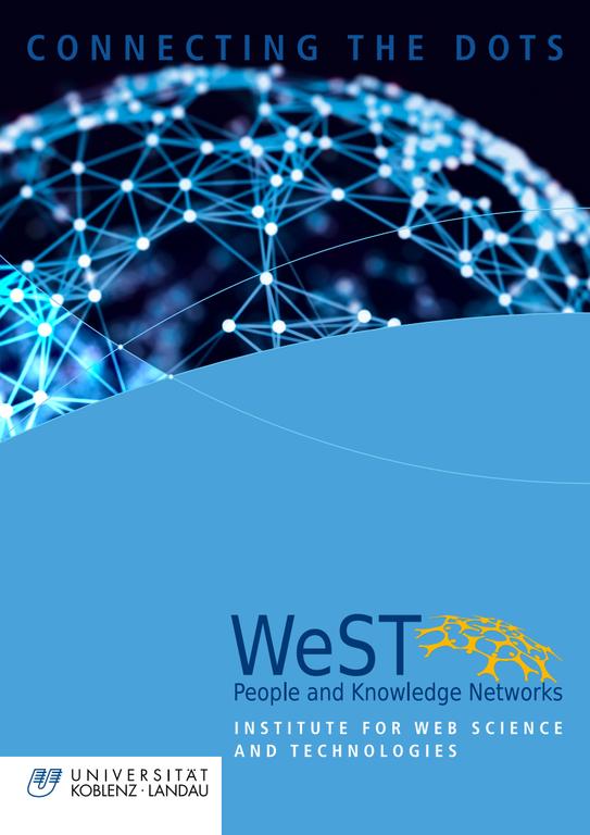 Neue Broschüre des Institute for Web Science and Technologies erhältlich