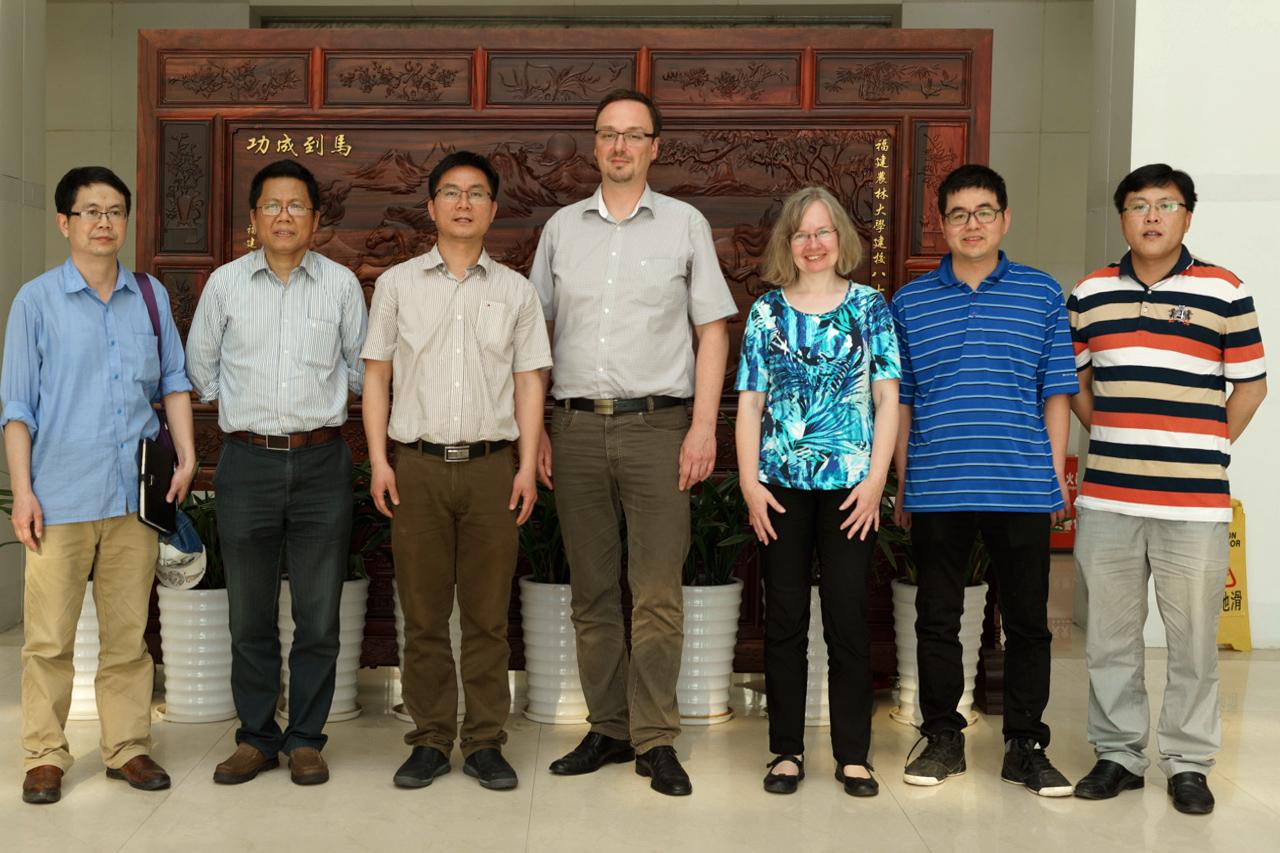 Institut WeST baut Studiengangs-Kooperation mit chinesischen Universitäten aus