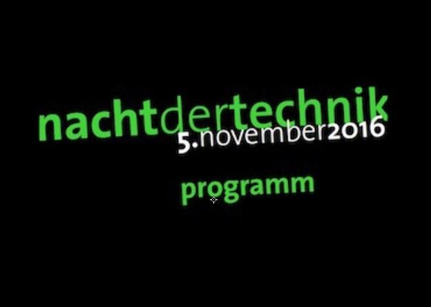 Der Fachbereich Informatik auf der Koblenzer Nacht der Technik am 5. November