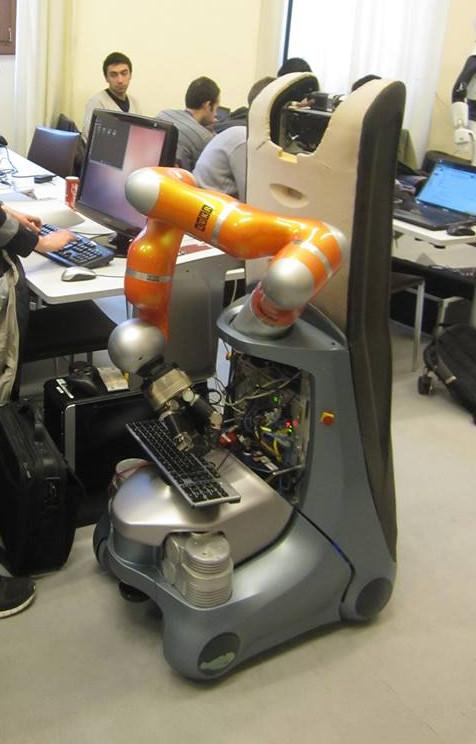 Roboter Jenny