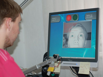 Experimental Low Cost Gaze Tracking System