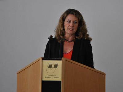 Staatssekretärin Heike Raab, IT-Beauftragte der Landesregierung