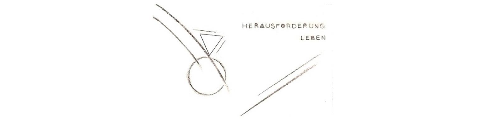 Logo Herausforderung Leben