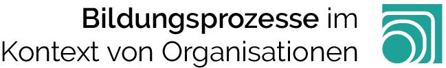 Logo Bildungsprozesse