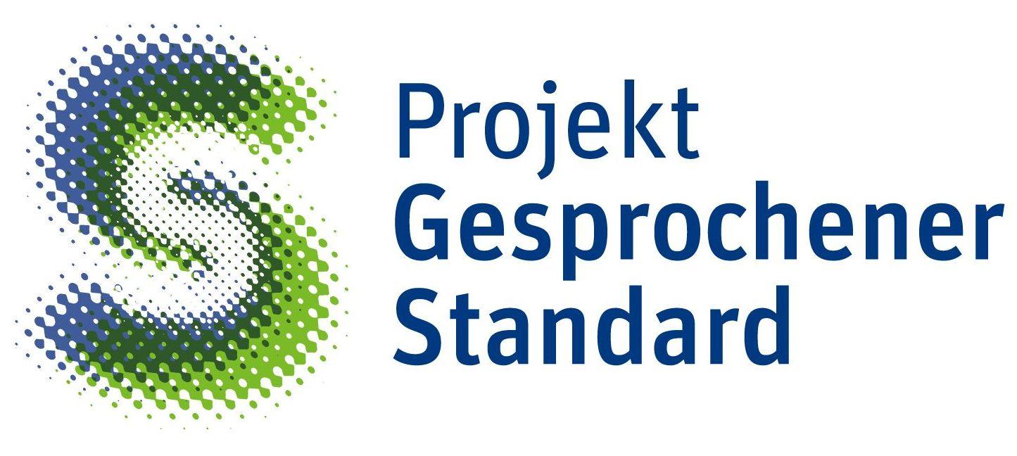 Logo Gesprochener Standard