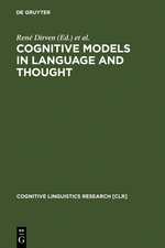 Cognitive Models in Language and Thought. 2003.