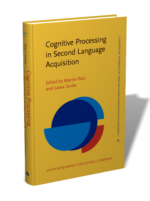 Cognitive Processing in Second Language Acquisition. 2010.