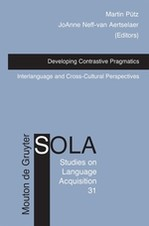 Developing Contrastive Pragmatics. 2008.