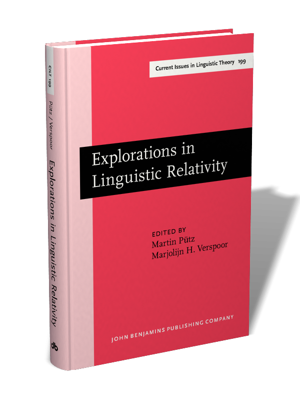 Explorations in Linguistic Relativity. 2000.