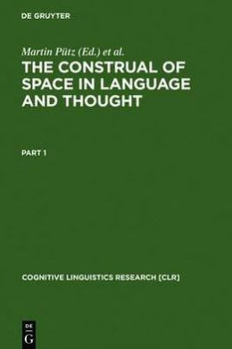 The Construal of Space in Language and Thought. 1996.