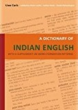 Dictionary of Indian English _ 2017