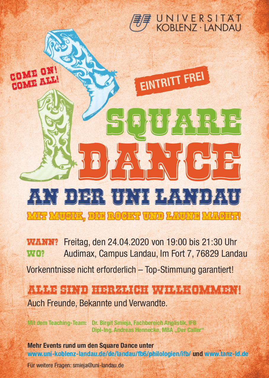 Square Dance Flyer 2019