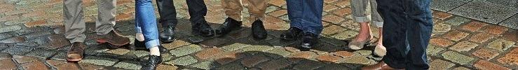 soziologische Füße