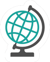 Icon Geographie