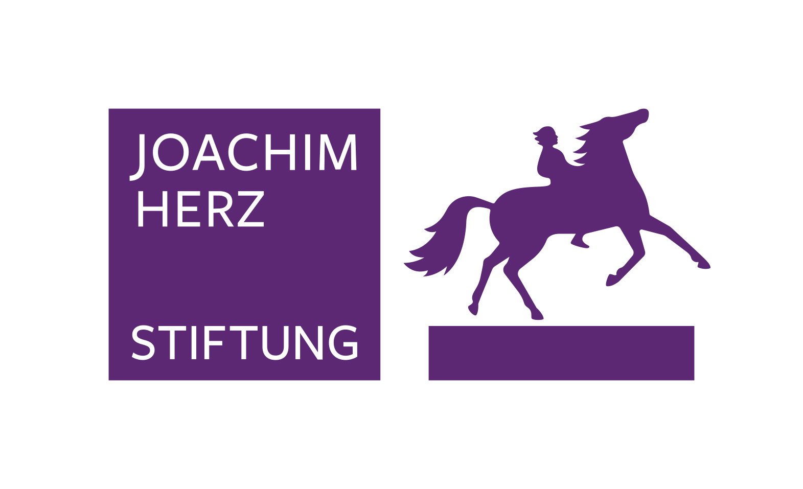 Logo Joachim Herz Stiftung
