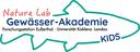 Logo Gewässer-Akademie Kids