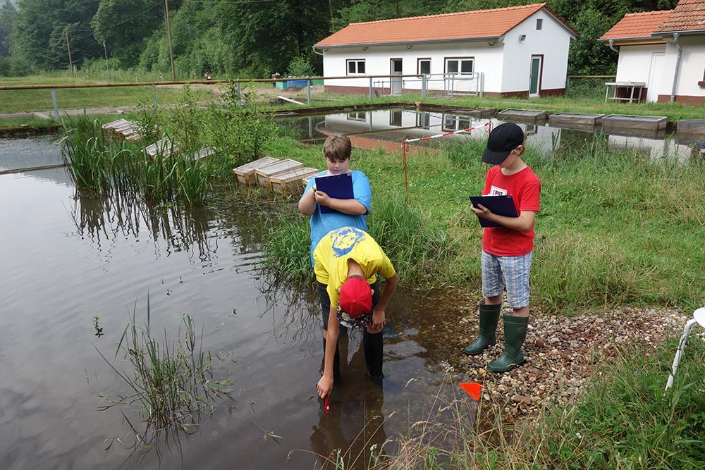 Gewässer-Akadmie KIDS