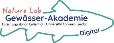 Logo Digitale Gewässer-Akademie