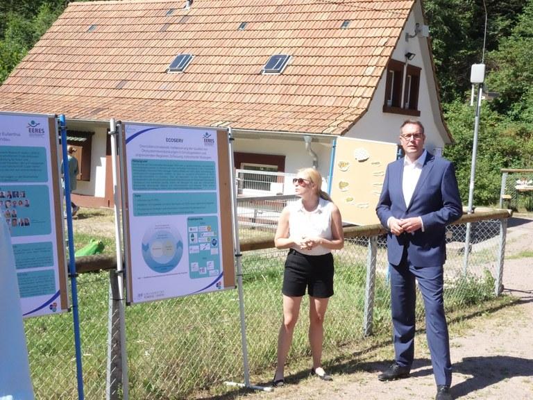 Vorstellung Projekt Ecoserv