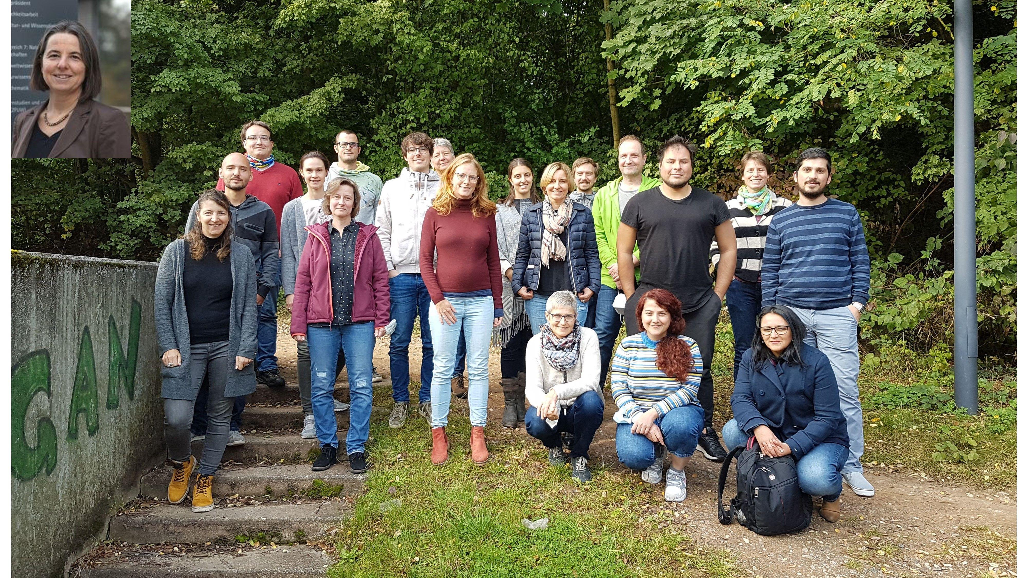 AG Umwelt und Bodenchemie 2021