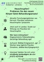 Heuschnupfen-Placebo-Studie