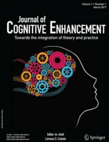 Journal Cognitive Enhancement