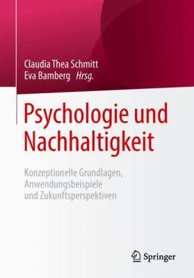 Springer Psychologie und Nachhaltigkeit