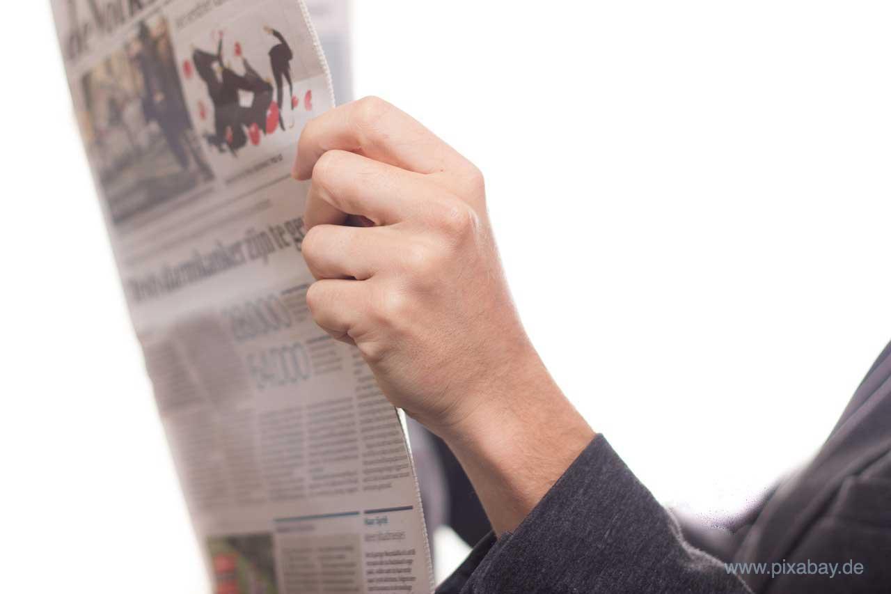 Aktuelles Newspaper