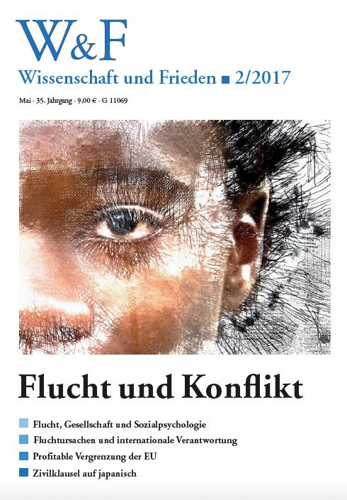 """Zeitschrift """"Wissenschaft & Frieden"""