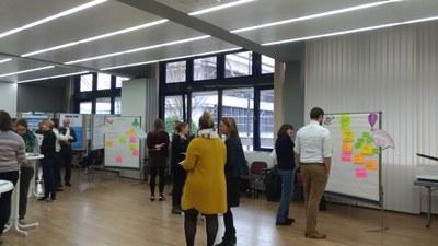 Open Space am Tag der Lehre 2018