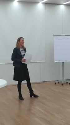 Vortrag Sabine Grotehusmann