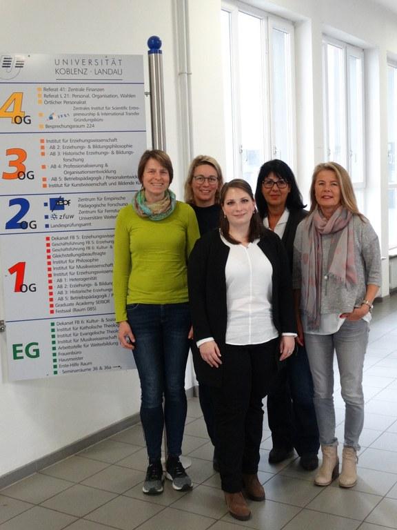 Gruppenfoto SNW