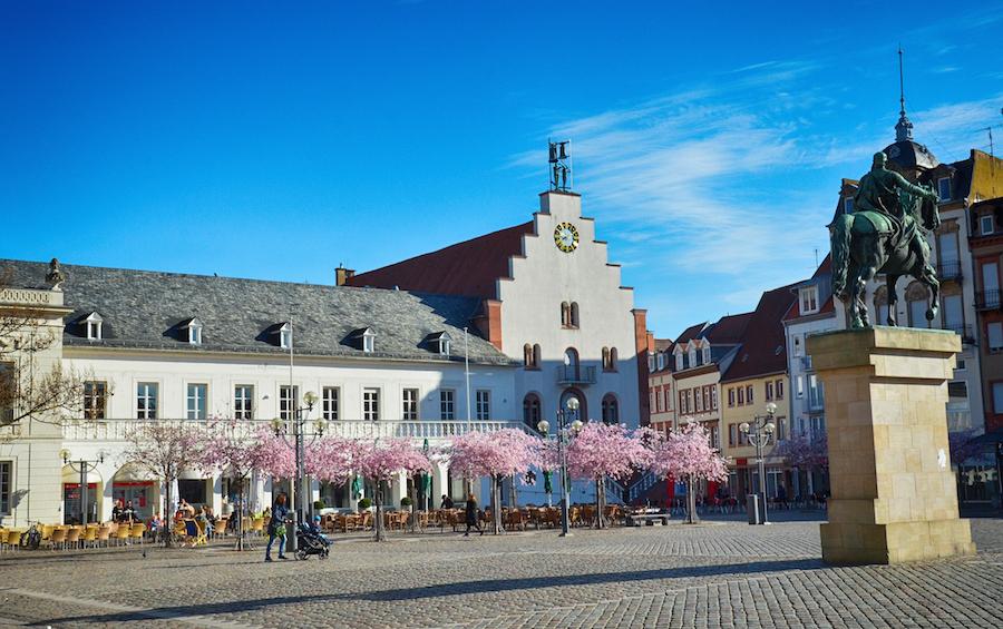 Marktplatz Landau