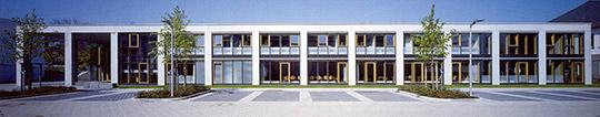 Sportgebäude H Campus Koblenz