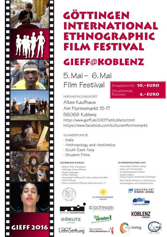 "Dokumentarfilmfestival: ""Göttingen International Ethnographic Film Festival"""