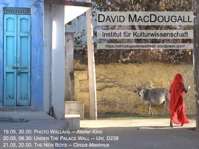 Filmvorführung: David MacDougall