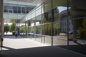 Gebäude E Campus Koblenz