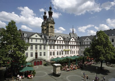 Koblenz Am Plan