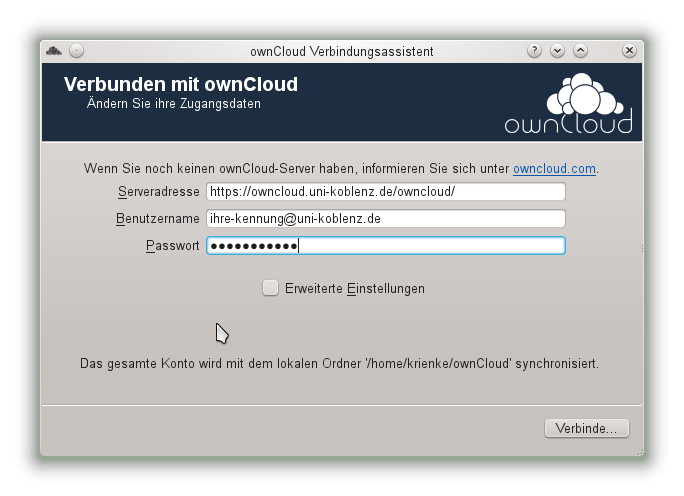 VPN_Owncloud