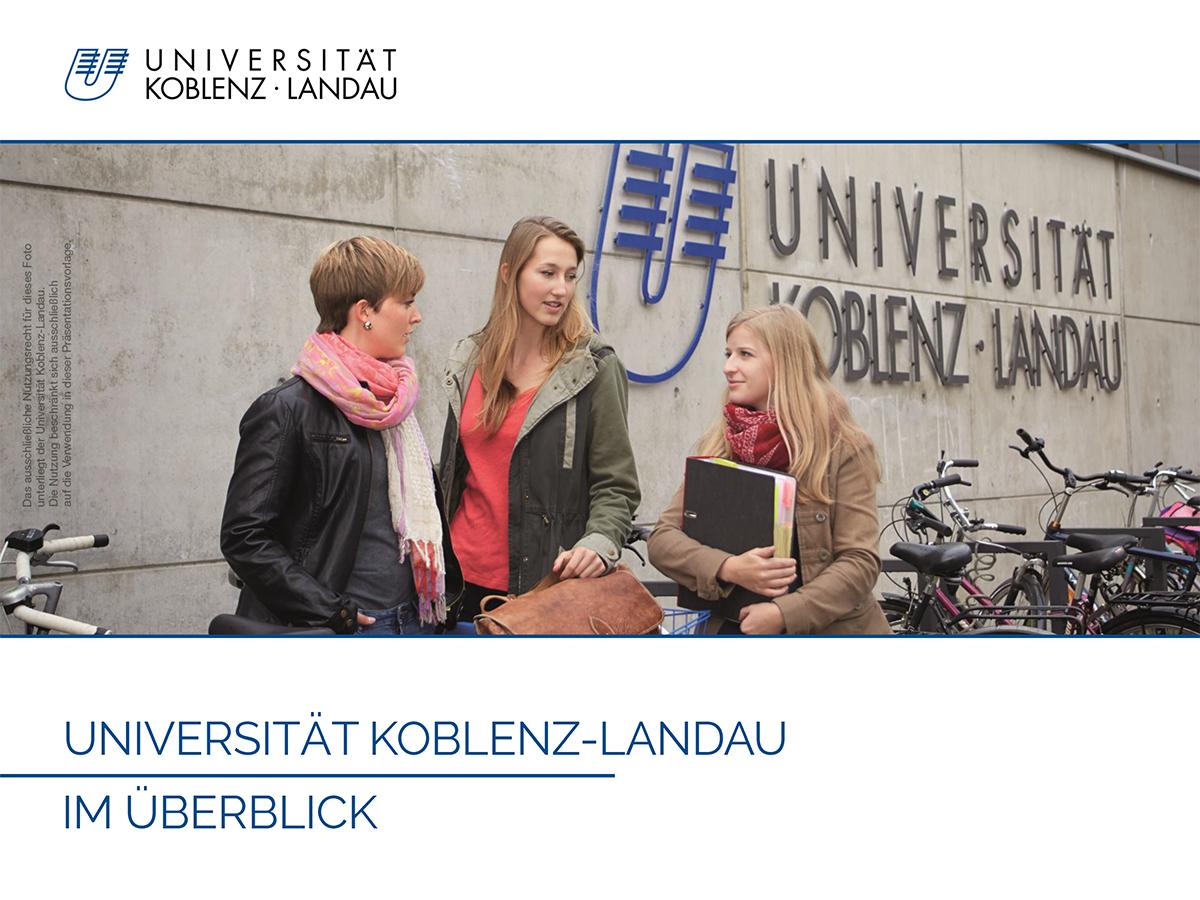 Präsentation der Universität Bilddatei