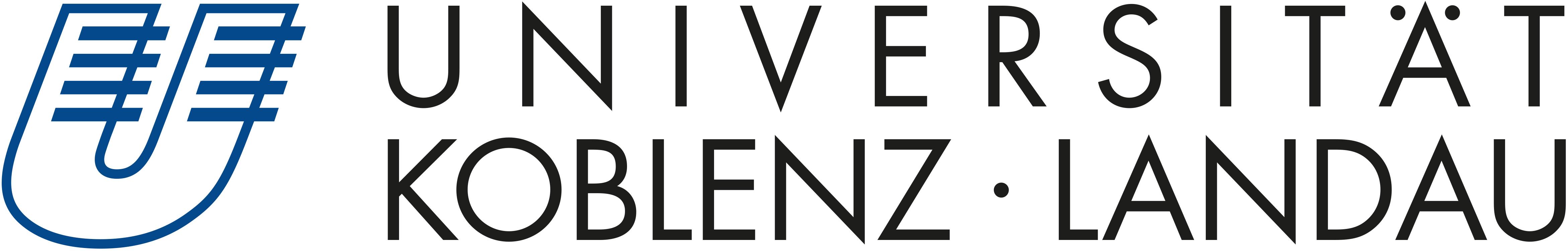 Logo Uni Koblenz-Landau