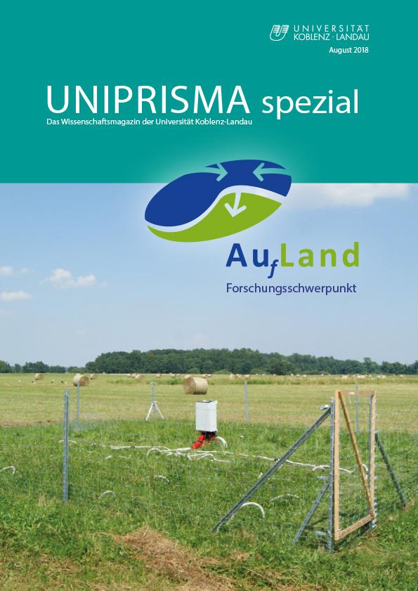 UNIPRISMA spezial August 2018 - Deckblatt
